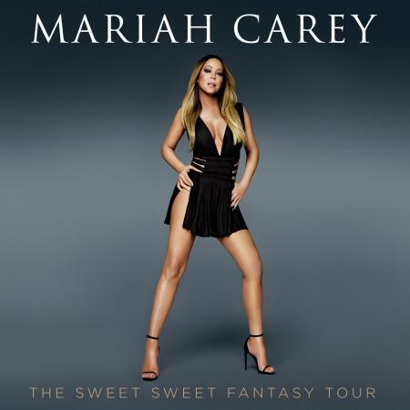 Mariah Carey kontsertile!